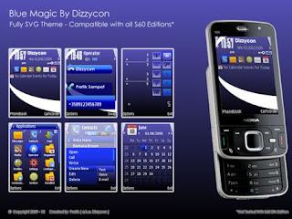 Blue Magic by dizzycon