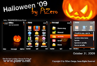 Halloween 09 by PiZero,Halloween themes,