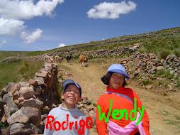 RODY  y WENDY
