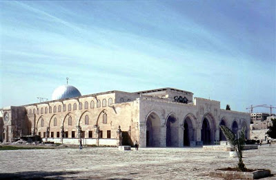 most beautiful mosques in the world Al Aqsa Mosque Jerusalem - Top 10 Most Beautiful Mosques in The World