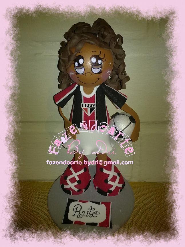 Boneca 3d S  O Paulina E V A