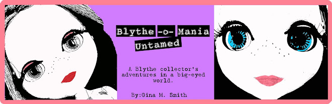 Blythe-O-Mania Untamed