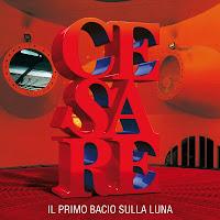 Cesare Cremonini - Il primo bacio sulla luna - cd cover
