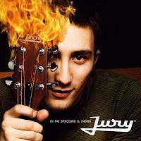 Jury: Mi fai spaccare il mondo - cd cover