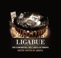 Ligabue - Sette Notti in Arena - cd cover