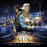 Empire of the Sun - Walking on a Dream - cd cover