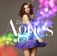 Agnes - Dance Love Pop - cd cover