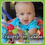 Prayers for Landon