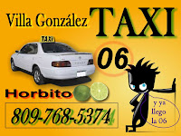 VILLA GONZALEZ TAXI