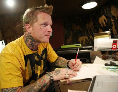 dramas tattoos fantasy factory. Thomas Pendleton from Tattoo