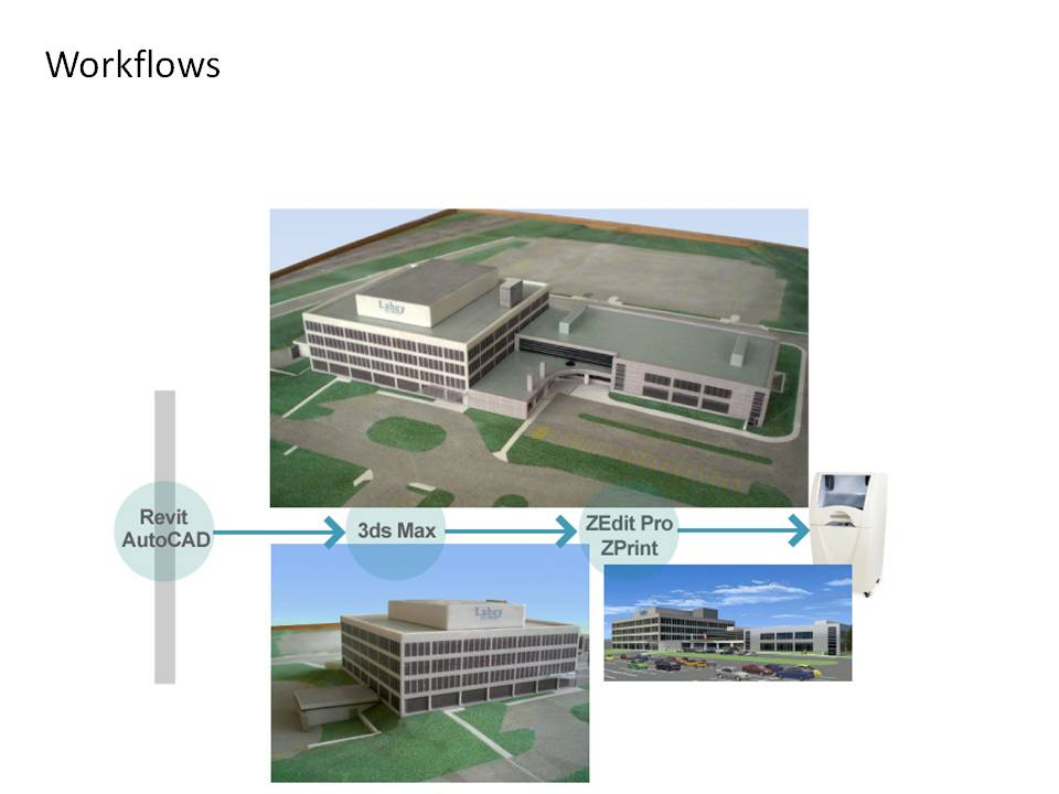 3D Printing in AEC: 2010 on vectorworks cad, solidworks cad, nx cad,