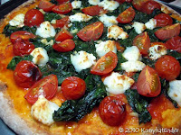 spinach-and-goats-cheese-pizza