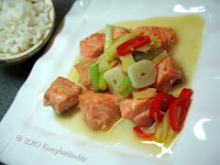 salmon-in-thai-sauce