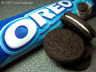OREO sandwich cookie