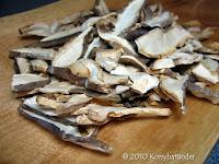 dried-mushroom