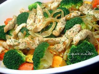 broccoli-chicken-pieces