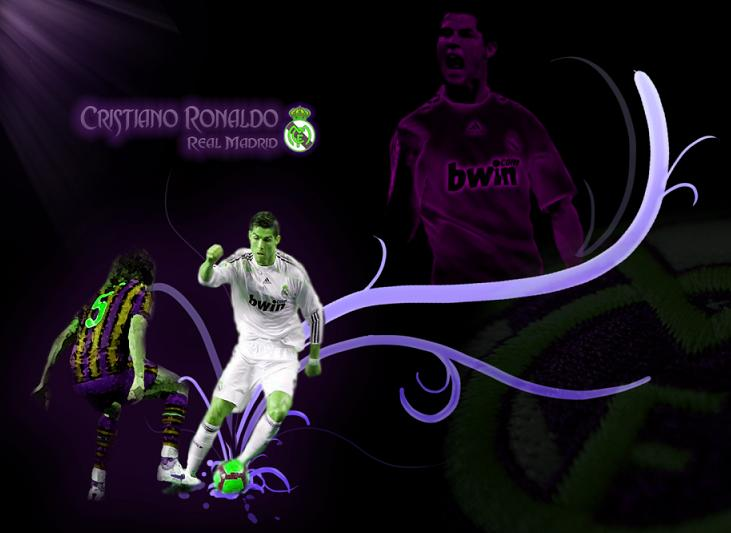 cristiano ronaldo wallpaper madrid. Real Madrid Wallpaper