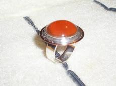 anillo plata aplicacion cobre