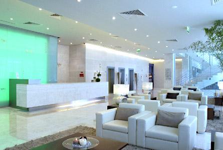 Recepção do Hotel Lisbon-hotel-olissippo-oriente-49229