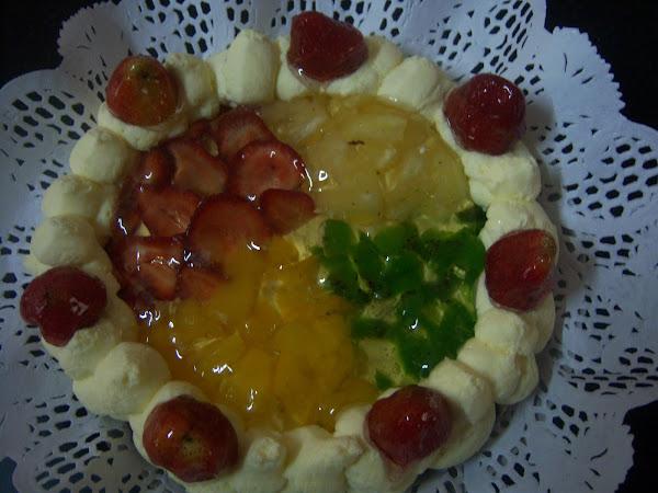 tarta mix frutal
