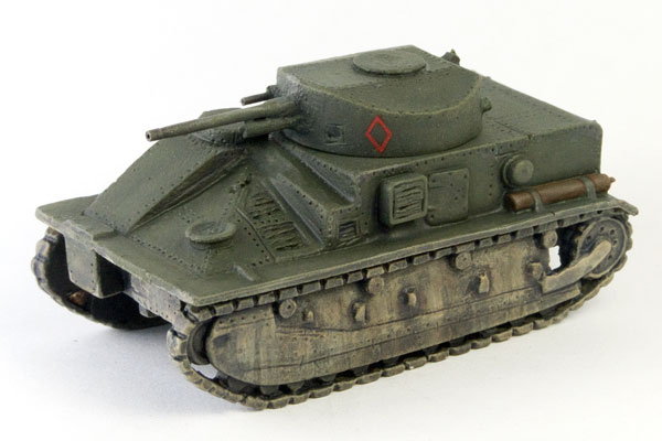 QRF 15mm Vickers Medium Mk.II