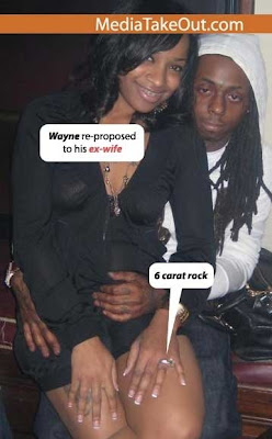 lil wayne reproposes to his exwife