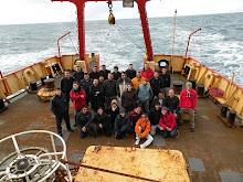 Campaña a bordo del buque A.R.A Puerto Deseado