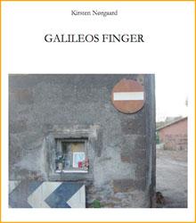 Værsgod en digtsamling: Kirsten Nørgaard: Galileos finger (pdf)