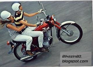Bikes in BD: Honda CB100