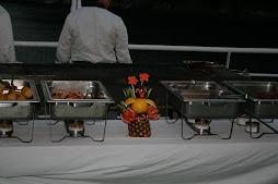 A BBQ