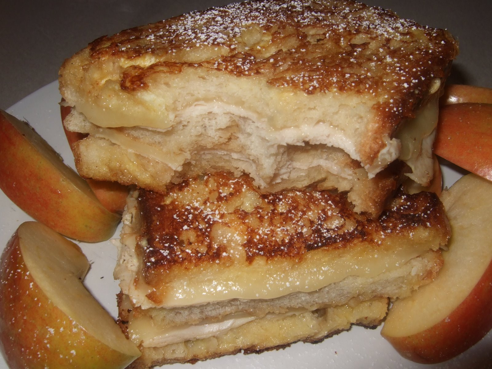 Culinary Infatuation: Smoked Turkey Monte Cristo