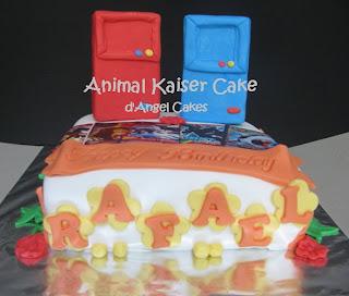 dAngel Cakes October 2010