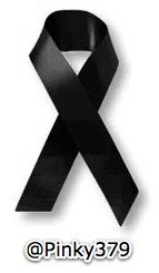 memorial ribbon for a twitterer