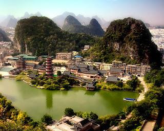 Maravillas de la naturaleza - Página 2 Guilin-china