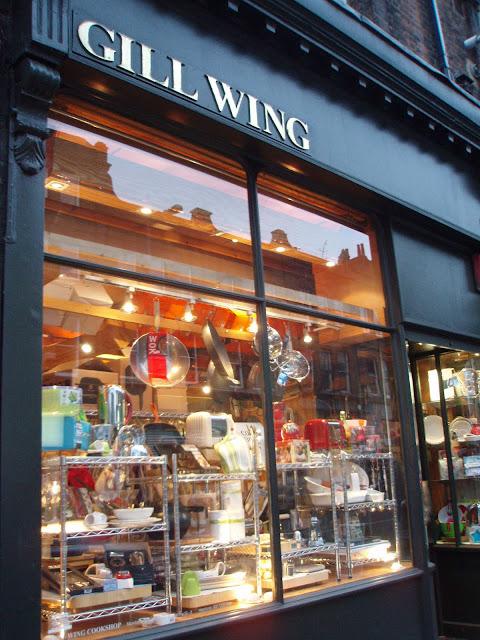 kitchen shops in london