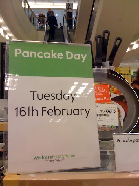 Pancake+Shrove+Tuesday+London+Waitrose+Singaporean+in+London