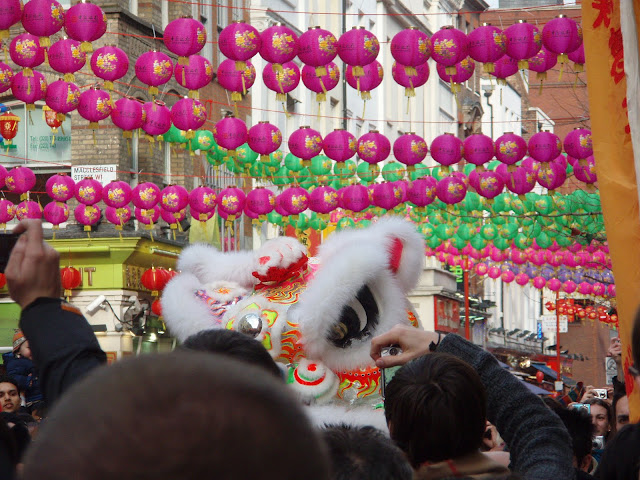 London+Chinese+New+Year+celebrations+Lion+Dance