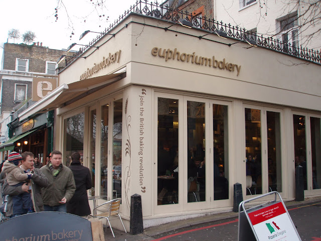 Euphorium+Bakery+review+Angel+Islington+High+Street