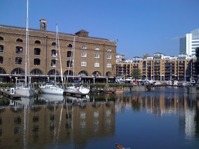 Katharine's-Dock-Tower-Hill-London