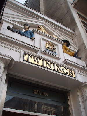 Twinings+tea+store+London