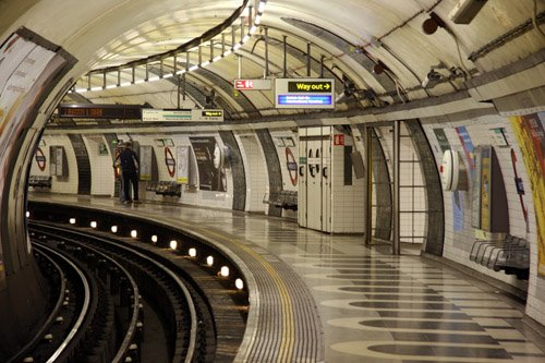 london-underground-station