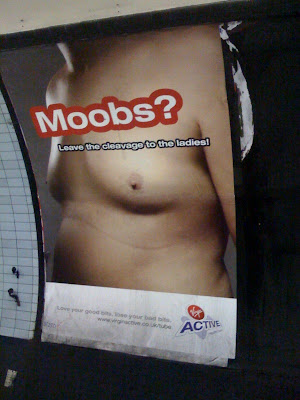 man+boobs+London+Underground+Tube+advert
