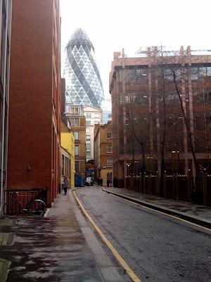 Gherkin-London