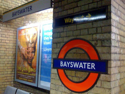 Bayswater+Tube+Station