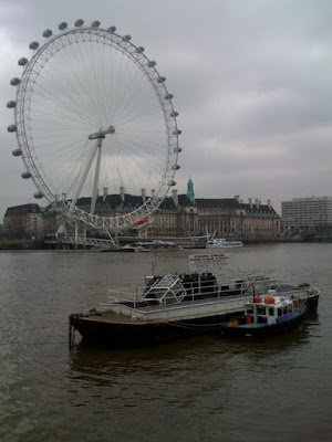 London+Eye+Cloudy