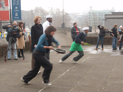 Shrove+Tuesday+Pancake+Race+London+Tower+of+London