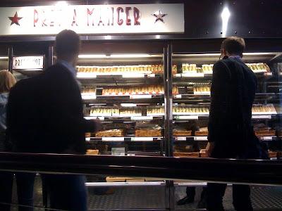 Pret+A+Manger+London