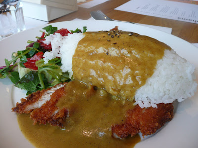 Wagamama+Chicken+Katsu+Curry+Rice+Singaporean+in+London