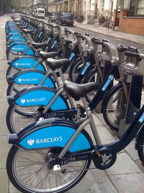 London+Barclays+bike+cycle+hire+Boris+Johnson