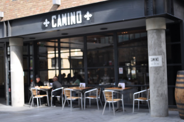 Camino+brunch+review+Kings+Cross